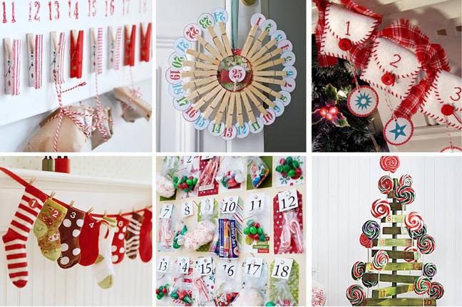 advent ideas - Christmas Ideas Pinterest