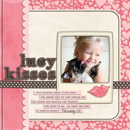Lucy Kisses_web